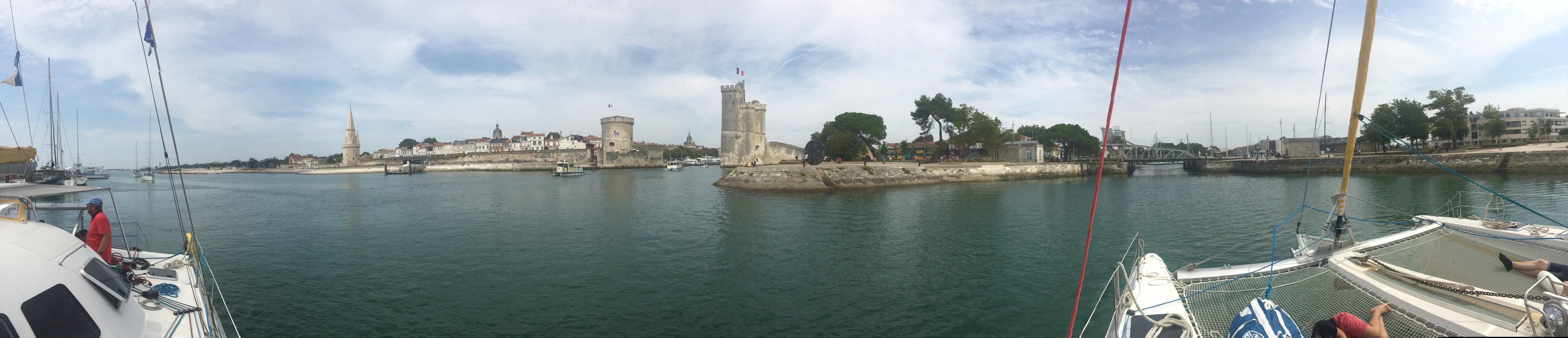 Panorama La Rochelle